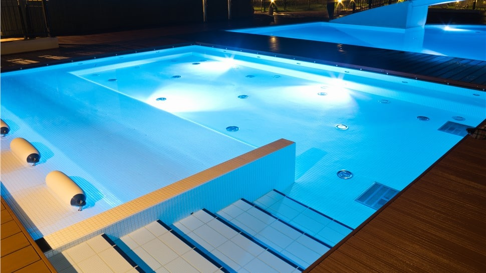 Pool Lighting in San Antonio