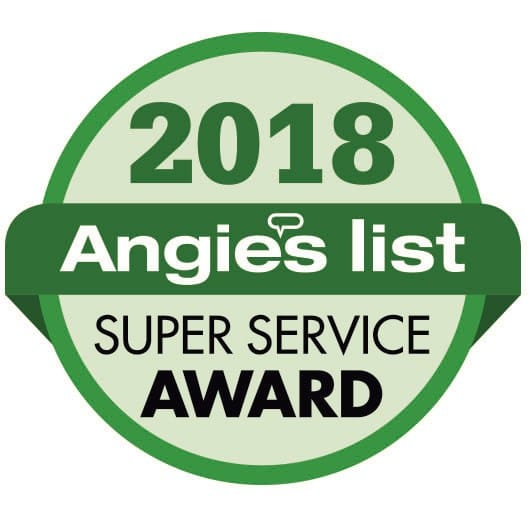 All Star Electric is Angie's List Super Service Award Winner 2018